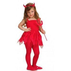 Disfraz diablita roja coqueta