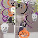 Decoración colgante halloween divertida