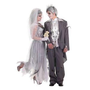 Disfraz novia ultratumba
