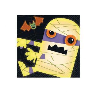 Servilletas boo crew halloween 16 und