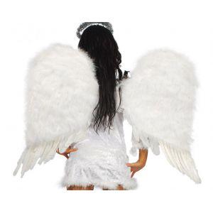 Alas angel plumas gigantes