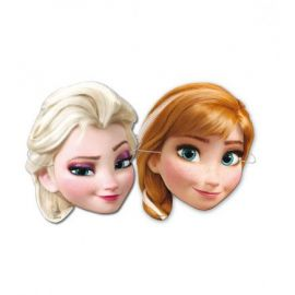 Caretas frozen pack 6 und