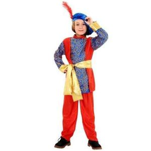 Disfraz paje infantil 1-2 a?os