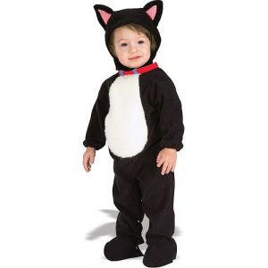 Disfraz bebe gatito 6-12 meses