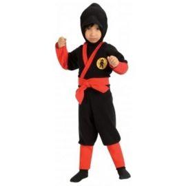 Disfraz ninja 1-2 a?os