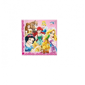 Servilletas princesas disney (20 unid)