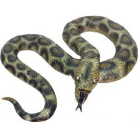 Serpiente realista 1.80m