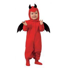 Disfraz bebe diablo alas de 6 a 24 meses