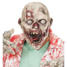 Mascara zombie maniaco