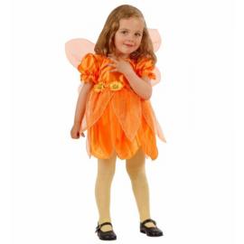 Disfraz hada naranja de 1 a 3 años