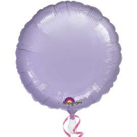 Globo helio circulo morado