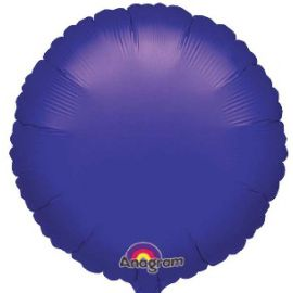 Globo helio circulo lila