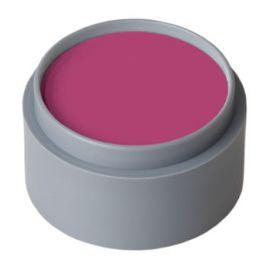 Maquillaje profesional al agua rosa fuer