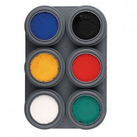 Maquillaje profesional pack 6 colores