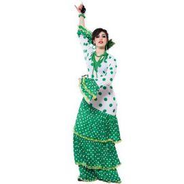 Disfraz flamenca adulto