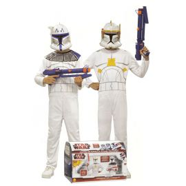 Cofre clone star wars 2 disfraces