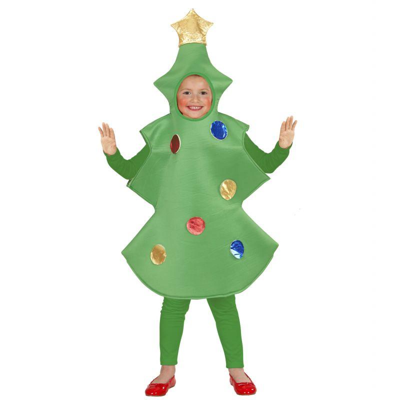 Disfraz arbol de navidad - Disfraces para navidad ninos ...