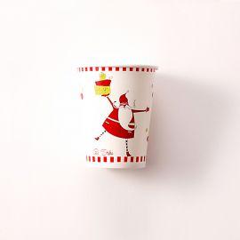 Vasos navidades divertidas 8 und