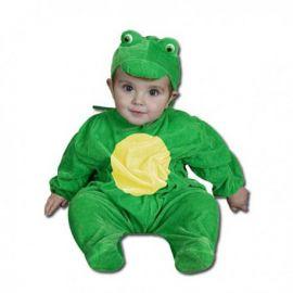Disfraz bebe ranita 7-12 meses
