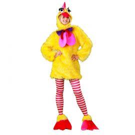 Disfraz gallina caponata