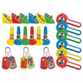 Set juguetes patrulla canina 24 und
