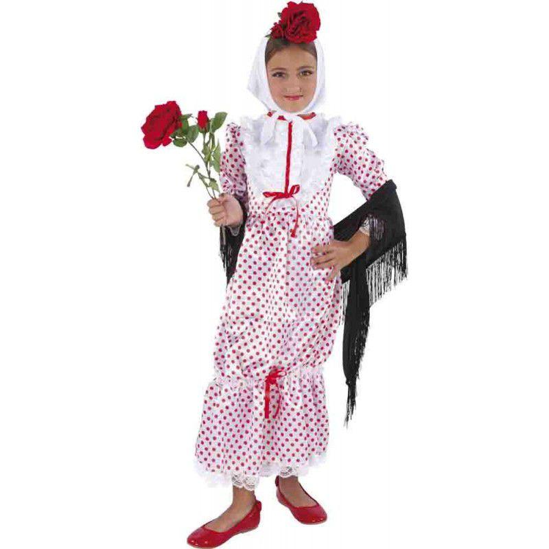 Disfraz chulapa ni a - Disfraces de angel para nina ...