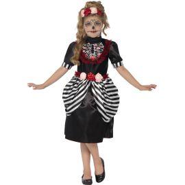 Disfraz esqueleto sugar infantil