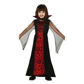 Disfraz vampiresa condesa infantil