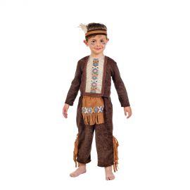 Disfraz indio infantil de1 a 3 años
