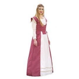 Disfraz medieval anna