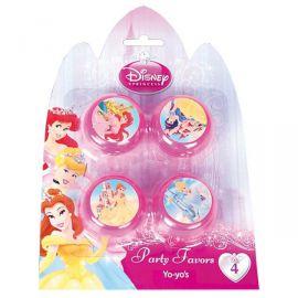 Yoyos princesas disney pack 4 und