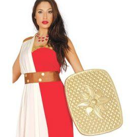 Escudo romano oro