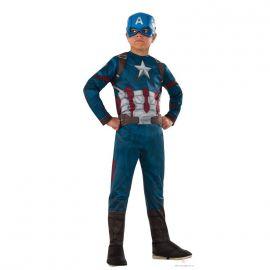 Disfraz Capitan América Civil War