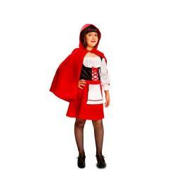 Disfraz Caperucita Roja de 3 a 6 años
