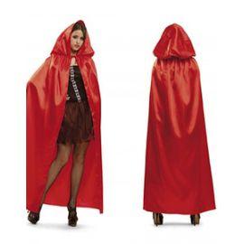 Capa chica roja