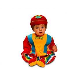 Disfraz bebe payaso de 7 a 12 meses