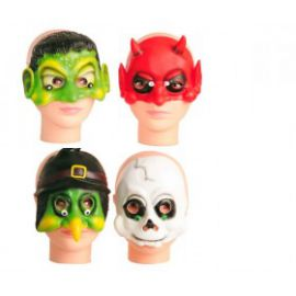 Media máscara infantil terror
