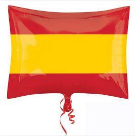 Globo helio bandera España