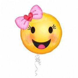 Globo helio sonrisa