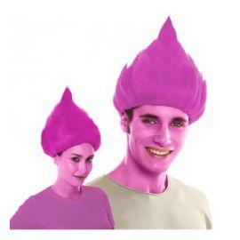 Peluca trolls colores