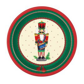 Platos soldado navidad