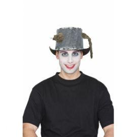 Sombrero con rata