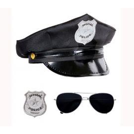 Set policía unisex