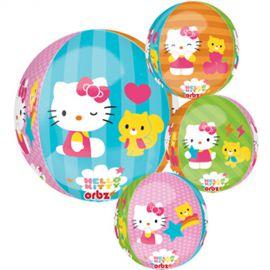 Globo helio esfera Kitty