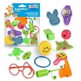Surtido juguetes 12 unid