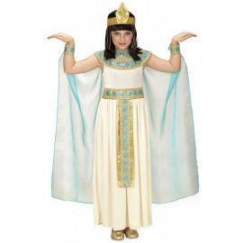Disfraz Cleopatra infantil capa