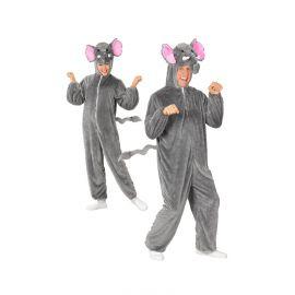 Disfraz elefante peluche