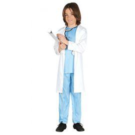 Disfraz médico infantil