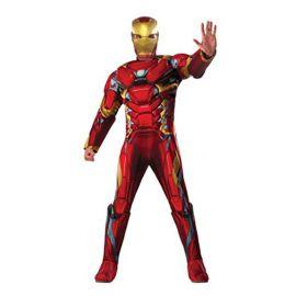 Disfraz Iron Man deluxe