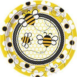 Platos abejas 8 und